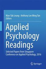 Applied Psychology Readings  - Lee Ming Tan - Man-Tak Leung