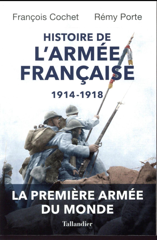 Histoire de l'armée française, 1914-1918