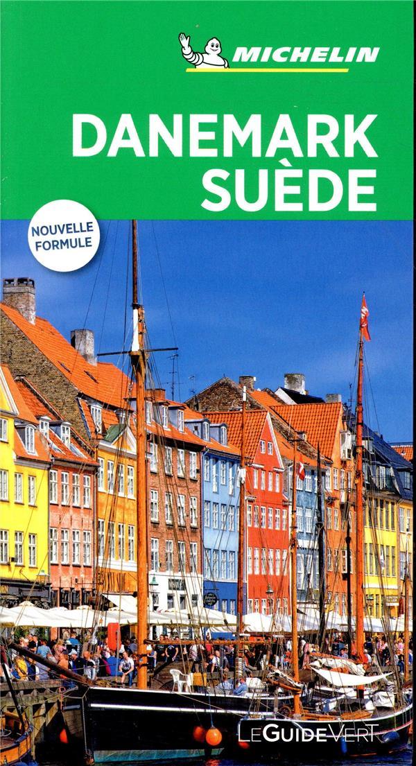 le guide vert t.692 ; Danemark ; Suède (édition 2019)