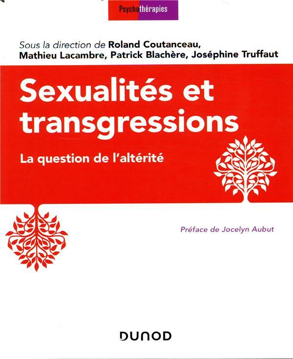 Sexualités et transgressions ; la question de l'altérité