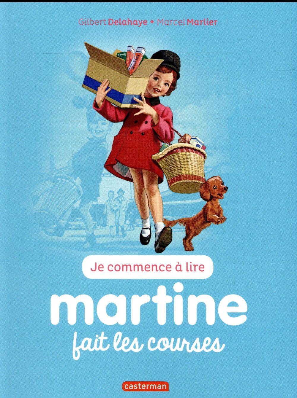 Je commence à lire avec Martine T.17 ; Martine fait les courses (édition 2017)