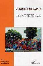 Vente Livre Numérique : Cultures urbaines  - Jean-Pierre Augustin - Louis Dupont