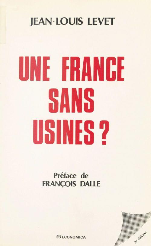 France sans usines
