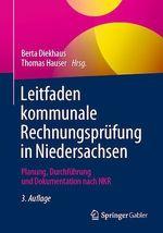 Leitfaden kommunale Rechnungsprüfung in Niedersachsen  - Berta Diekhaus