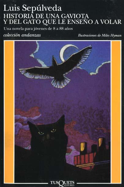 Historia de una gaviota y del gato