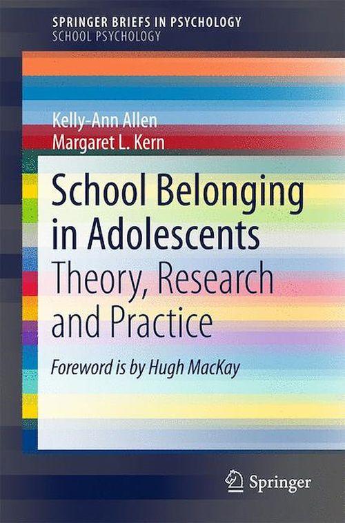 School Belonging in Adolescents