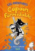 Vente Livre Numérique : Les Aventures d'un Copain Formidable  - Jeff Kinney