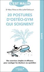 Vente Livre Numérique : 20 postures d'ostéo-gym qui soignent, c'est malin  - Marc Pérez - Alix Lefief-Delcourt