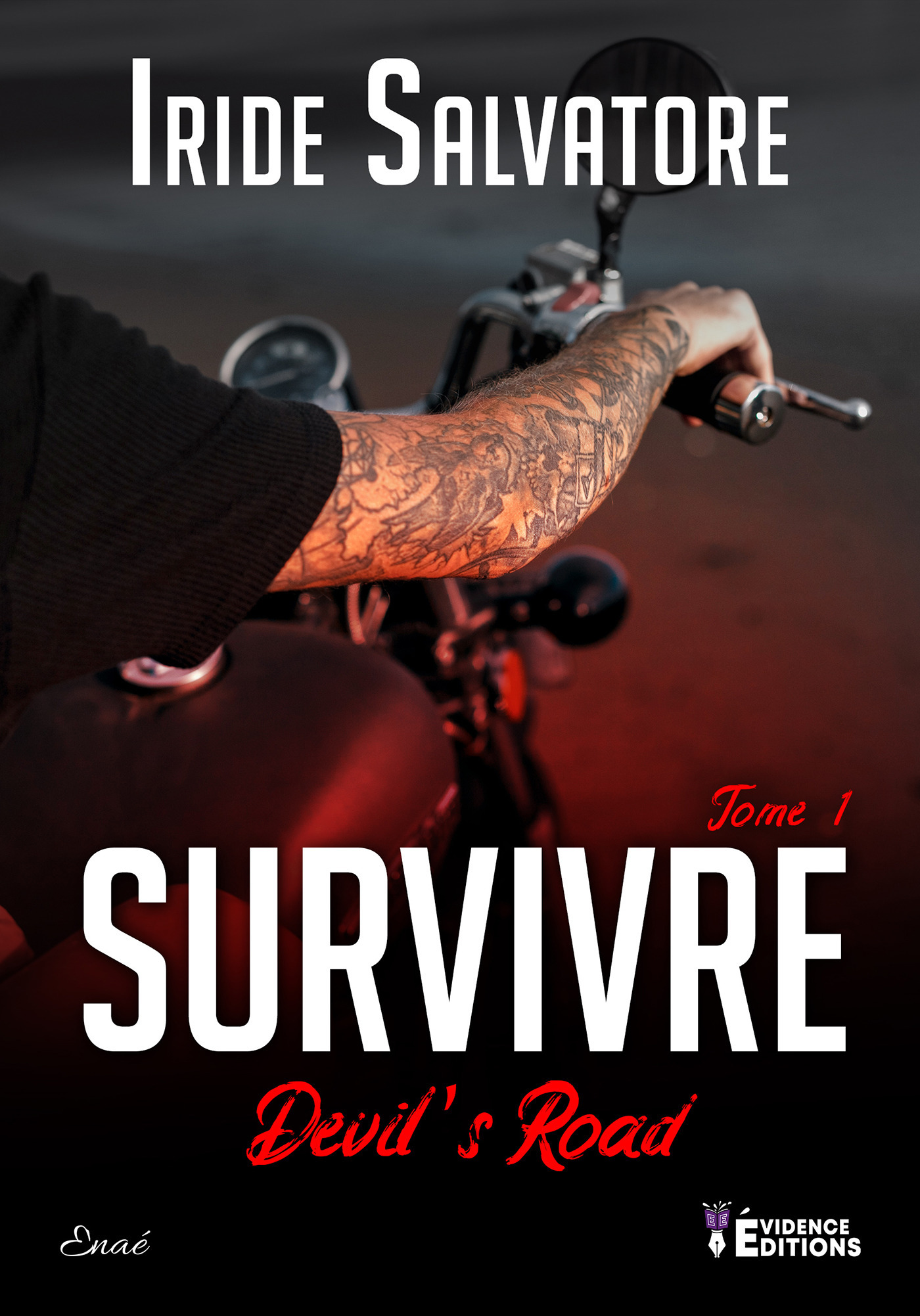 Devil's road t.1 ; survivre