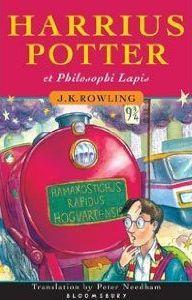 Harry potter and the philosopher's stone bk. 1 - latin edition