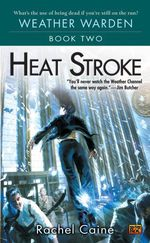 Vente Livre Numérique : Heat Stroke  - Caine Rachel