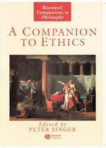 Vente Livre Numérique : A Companion to Ethics  - Peter SINGER