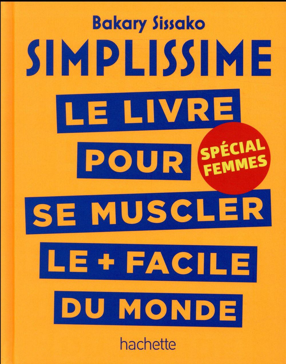 Simplissime ; se muscler, spécial femmes