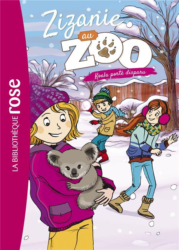 Zizanie au zoo T.6 ; koala porté disparu