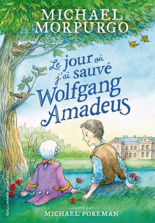 Le jour où j'ai sauvé Wolfgang Amadeus