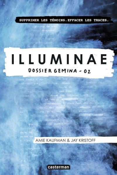 illuminae t.2 ; dossier Gemina