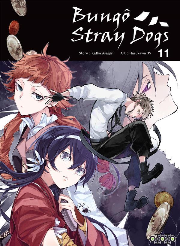 Bungo Stray Dogs T.11