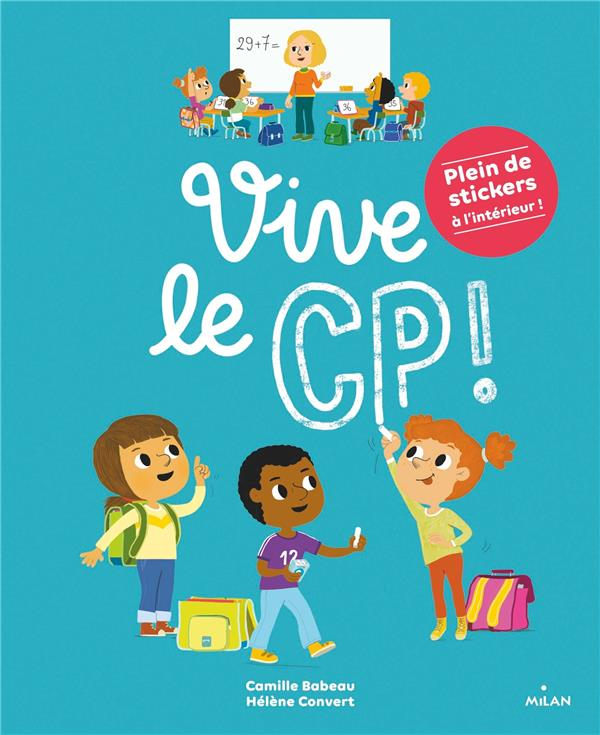 VIVE LE CP !