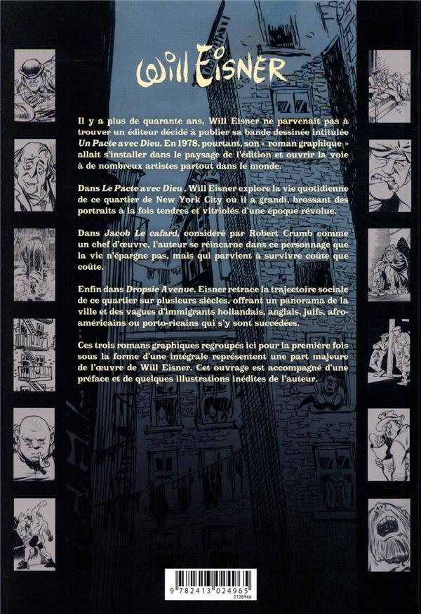 La trilogie du Bronx ; INTEGRALE T.1 A T.3