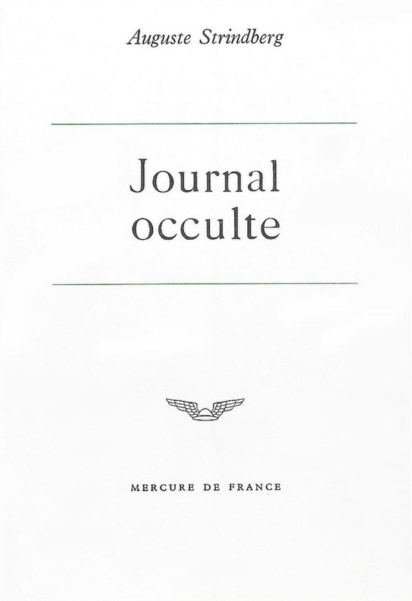 Journal Occulte
