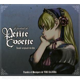 le portrait de petite Cosette (bof)