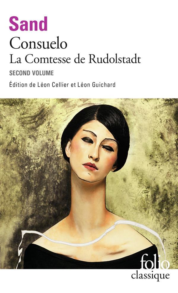 Consuelo/comtesse de rudolstadt (tome 2)