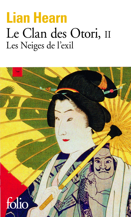 Le Clan des Otori (Tome 2) - Les Neiges de l'exil