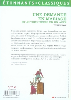 Une demande en mariage