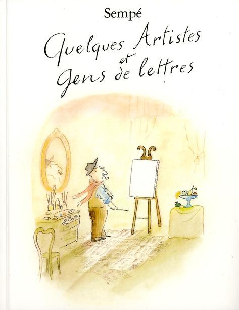 Quelques Artistes Et Gens De Lettres