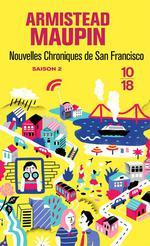 Couverture de Nouvelles Chroniques De San Francisco - Tome 2 - Volume 02