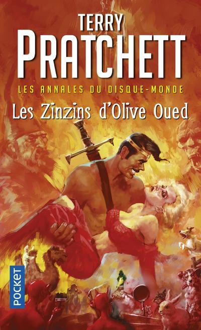 Les Annales Du Disque-Monde T.10 ; Les Zinzins D'Olive-Oued