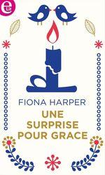 Vente EBooks : Une surprise pour Grace  - Fiona Harper