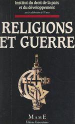 Religions et guerre