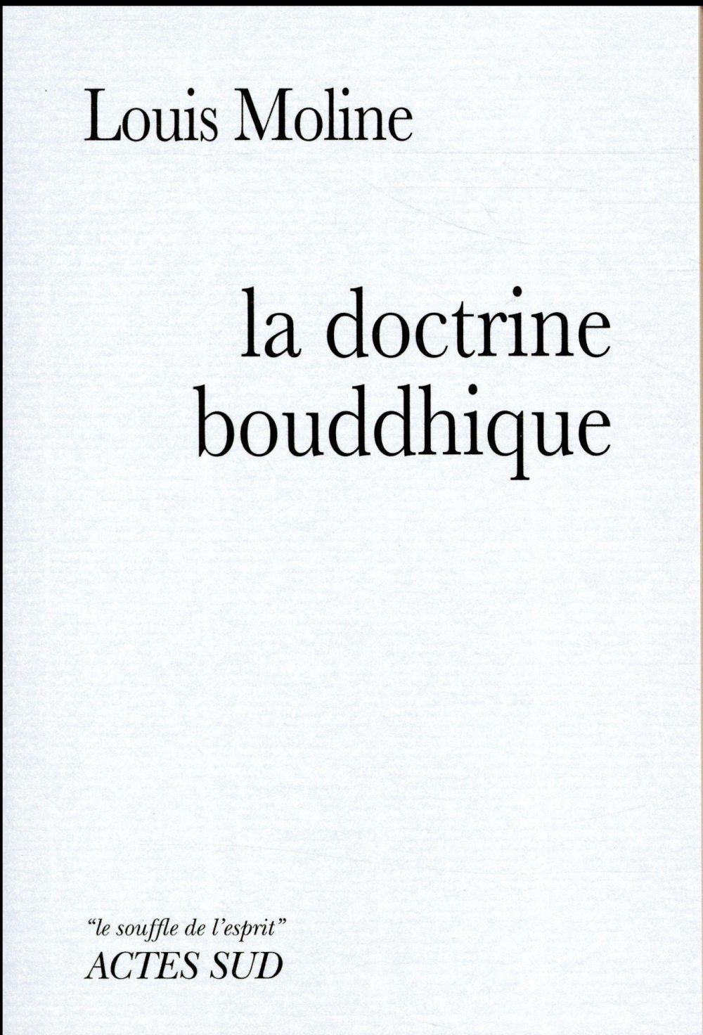 La Doctrine Bouddhique