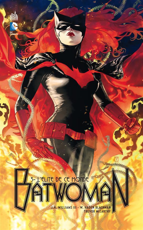 Batwoman t.3 ; l'élite de ce monde