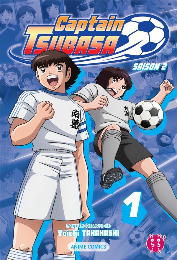 Captain Tsubasa saison 2 t.1