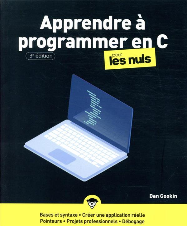Programmer en C pour les nuls (3e édition)