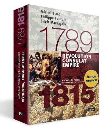 Révolution, Consulat et Empire (1789-1815)
