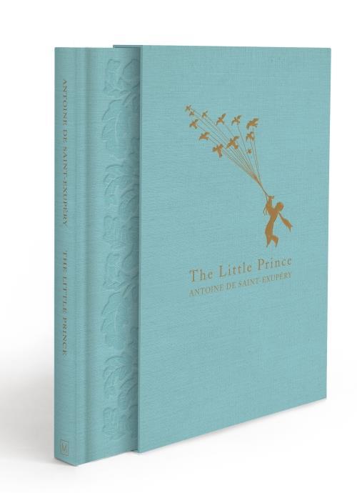 Antoine de saint exupery the little prince (deluxe edition) /anglais