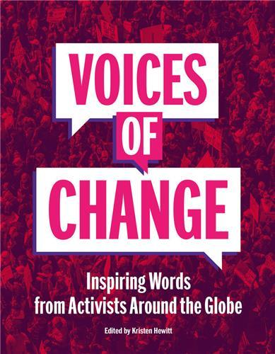 Voices of change /anglais