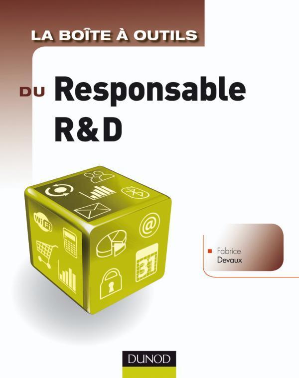 La Boite A Outils; Du Responsable R&D