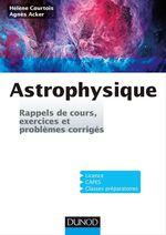 Vente Livre Numérique : Astrophysique  - Agnès Acker - Hélène Courtois