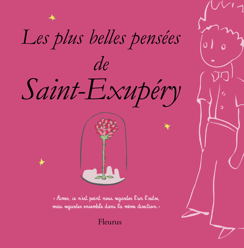 Les plus belles pensées d'Antoine de Saint-Exupéry