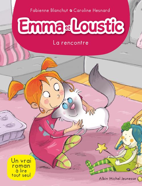 Emma et Loustic t.1 ; la rencontre
