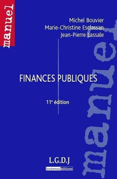 Finances publiques (11e édition)