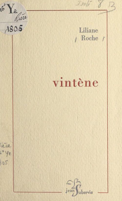 Vintène