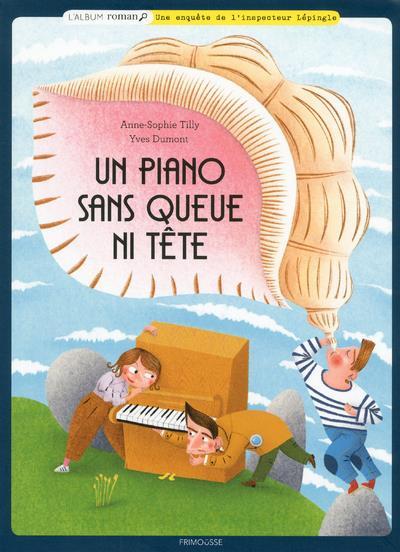 un piano sans queue ni tête