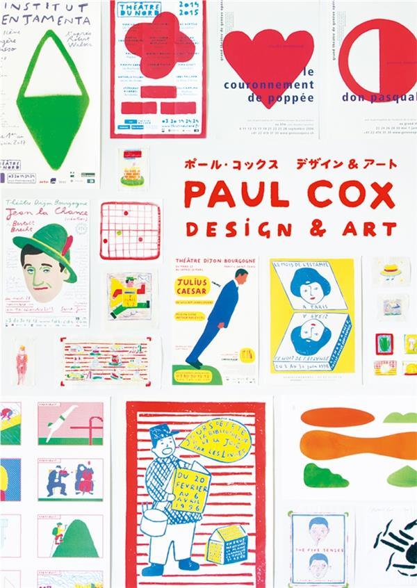 PAUL COX, DESIGN ET ART