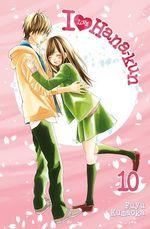Vente Livre Numérique : I Love Hana-Kun T10  - Fuyu Kumaoka