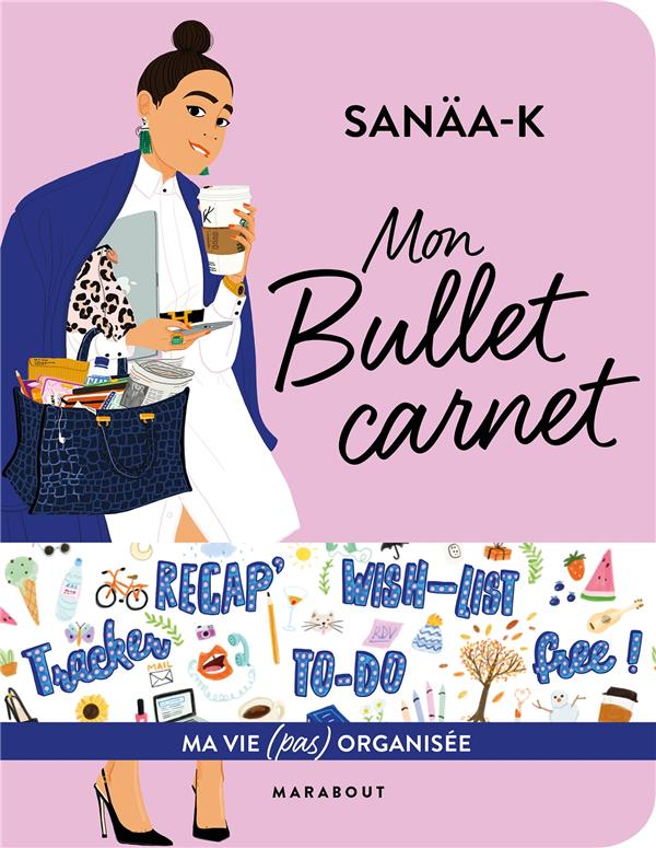 Bullet carnet Sanäa K